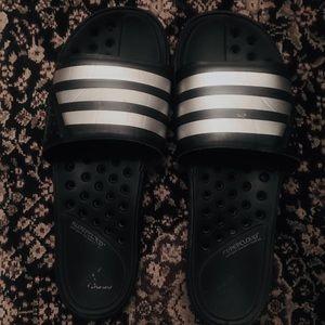 Adidas Mens Flip Flops or slip ons